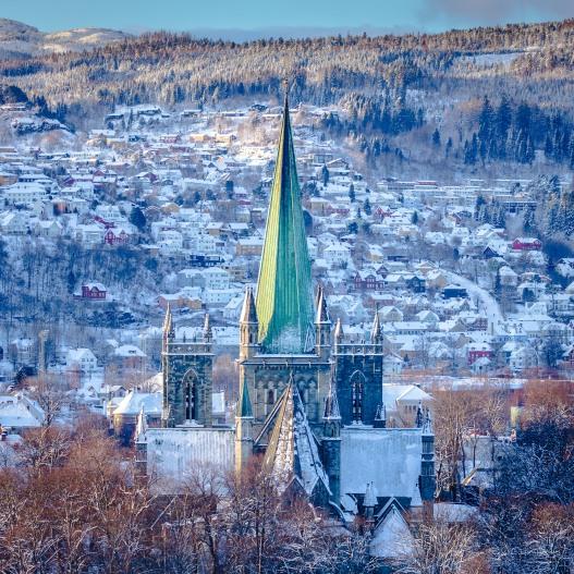 Vinterdag i Trondheim - Fotograf Øyvind Blomstereng-6925